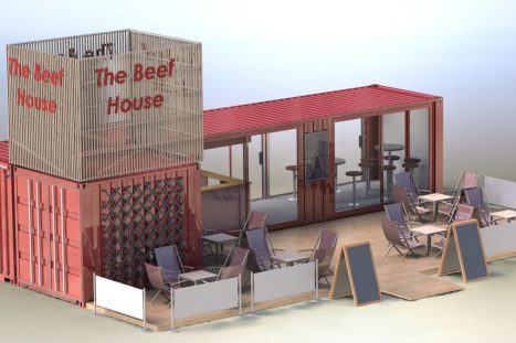Restaurant «Le Beef House»